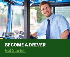 Become a Driver with Forest Coach Lines